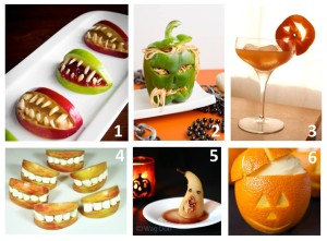 Healthy Halloween Ideas!