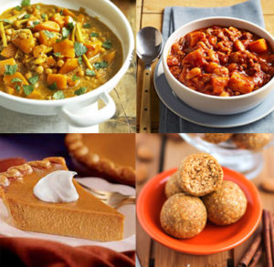 Sugar Pie Pumpkins and Squash Recipes